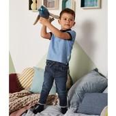 ) джинси для юного модніка, бренд lupilu, Германія. Розмір 116