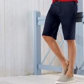 Классные мужские коттоновые шорты Livergy Германия размер 56