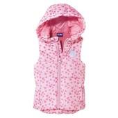 Дуже гарна утеплена жилетка на дівчинку, бренд lupilu германія, розм 98