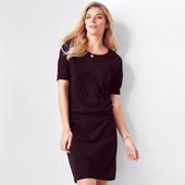Стильное удобное джерси платье из био-хлопка ТСМ Чибо германия размер 36/38 евро