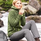 ❀Женские треккинговые брюки на байке, водо- и ветро- защитные, от Crivit, Германия