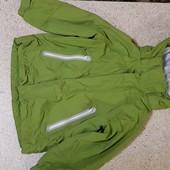 Куртка-ветровка H&M, на 4-5 лет, р. 110. Состояние новой