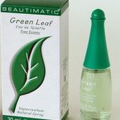 Женская туалетная вода Green Leaf