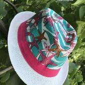 Стильные летние шляпки-челентанки подойдут на 48-52