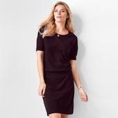 Стильное удобное джерси платье из органического хлопка ТСМ Чибо германия размер 36 евро наш 46-48р