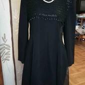 Очень красивое чёрное платье! Много лотов!