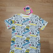 Продам новую футболку Миньоны