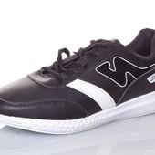 Стильные и очень удобные облегченные кроссовки р.40