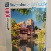 Ravensburger Германия Пазл 1000 деталей