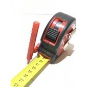 Рулетка с маркером 5 метров PowerFix