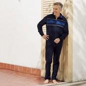 Шикарный спортивный костюм на основе хлопка Livergy Германия размер М (48/50)