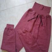 Спортивные штаны с широким поясом Италия, размер L