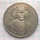 Польша 50 злотых 1981