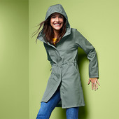 Мягкое пальто Softshell от Tchibo размер евро 36 (укр 42)