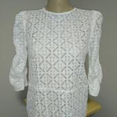 Симпатичная блуза р 44 прекрасного сост.