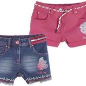 Джинсовые шорты на 6-7лет