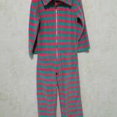 Велюровый человечек пижама