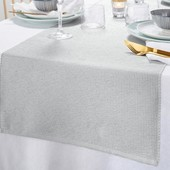 ☘ Нарядная скатерть-дорожка для сервировки стола от Tchibo (Германия), 180*40 см