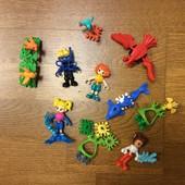 Игрушки из киндеров, все, что на фото