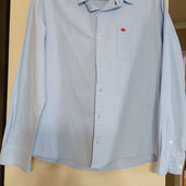 Фирменная мужская рубашка Brave soul. размер л/хл. Не секонд и сток!