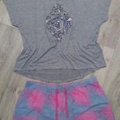 5 моделей на выбор! Шикарные летние комплекты, пижамы производства Германия р. евро xs, s, m