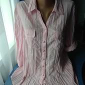 Женская рубашка- жатка, р.52-54