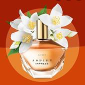 Весняна свіжість - аромат Avon Aspire Impress для неї 50 мл