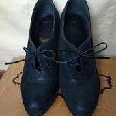 Фирменные кожаные туфли Topshop, Бразилия,39p