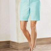 Яркие женские шорты бермуды Esmara. Размер евро 38