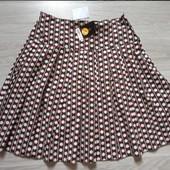 Новая фирменная котоновая юбка