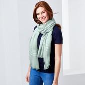 ☘ Красивая шаль-шарф для создания стильного образа отTchibo(Германия), размер универсальный