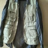 Жилетка 14 карманів XXL 54 розмір