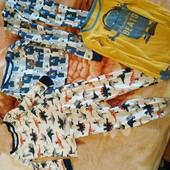 пижамки картерс пакетом