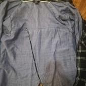 Шикарная рубашка от F&F 40 evro(маломерит)