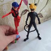 игрушки Леди Баг и Супер Кот