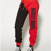 Стильные спортивные штанишки Harley Quinn !
