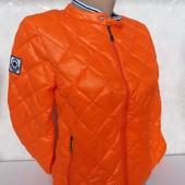 Крутая курточка бомбер