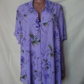 Классная мягенькая блузочка отличного качества! Грудь-138, размер 54 евро