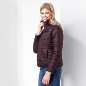 Шикарная двухсторонняя куртка от TCM Tchibo размер евро 42 (укр 48)
