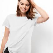 Стильная футболка с присобранным краем от New Look.