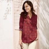 Красивая, стильная блуза Esmara Германия р 46 евро