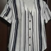 Фирменный новый летний пиджак-блуза р.10-12