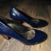 Кожаные туфли Clarкs