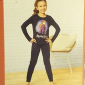 Качественная пижама на девочку Disney frozen Германия размер 134/140