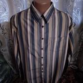 Стильная мужская рубашка s.oliver