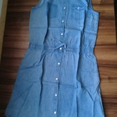 Джинсовое платье, легкое, трендовое Германия 8Т