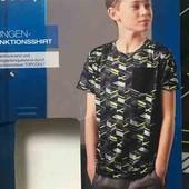 детская спортивная футболка Crivit Германия размер рост 122-128