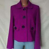 Шикарный, очень качественное пальто/пиджак,как новый! 10р(s/m)