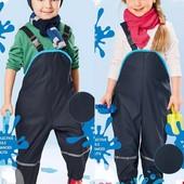 Комбинезон-штаны непромакайка -грязенеприлипайки на 7-8лет