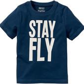 Германия! Круьая футболка на мальчика, принт на футболке меняет цвет на солнце, 98-104 см.